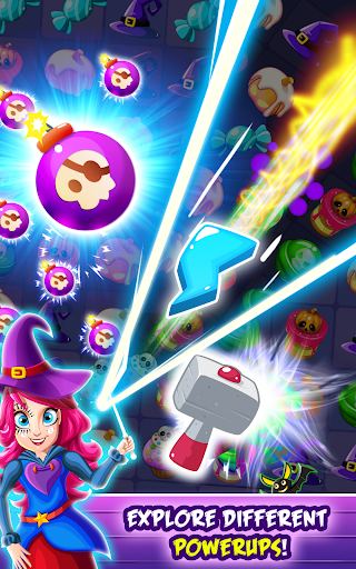 Witchdom 2 - Halloween Games & Witch Games 1.1.9 screenshots 1