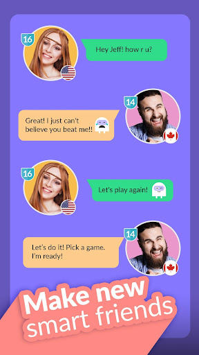 Brain Buzz: 1-on-1 Quick & Fun screenshots 6