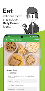 Dr. Greger's Daily Dozen Screenshot