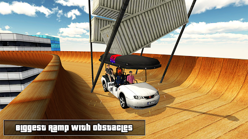 Biggest Mega Ramp With Friends - Car Games 3D 1.13 screenshots 14