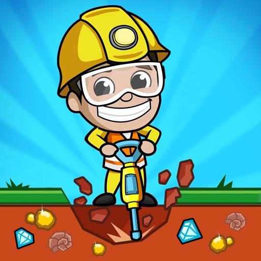 Idle Miner Tycoon 『ざくざくキング:採掘王国』