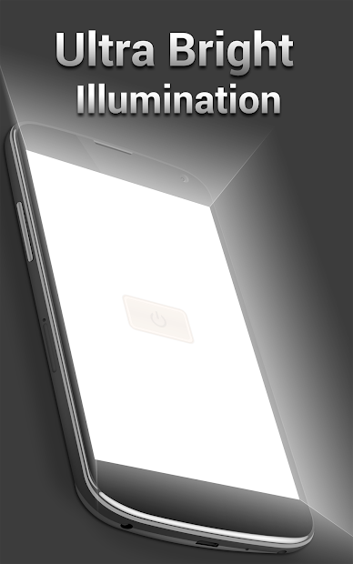 Screenshot 8 de Linterna - Tiny Flashlight ® para android