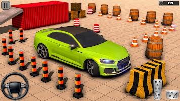 Real Car parking 3D: Free Car Parking Games 2020