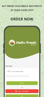 Hello Fresh Bardoli - Get Fresh Veggies and Fruits