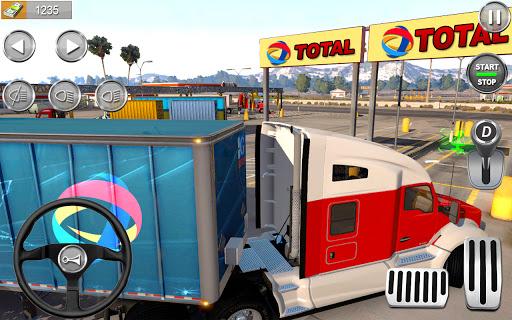 American Cargo Truck Simulator : Truck Driving Sim 1.1 screenshots 4