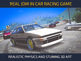 JDM Racing: Drag & Drift Races