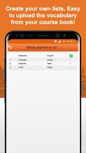Learn Romanian Words Free