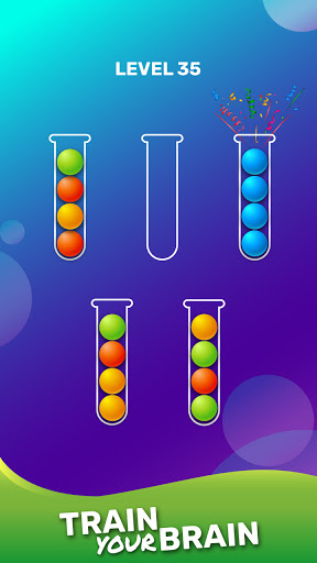 Ball Sort Puzzle - Brain Game android2mod screenshots 10