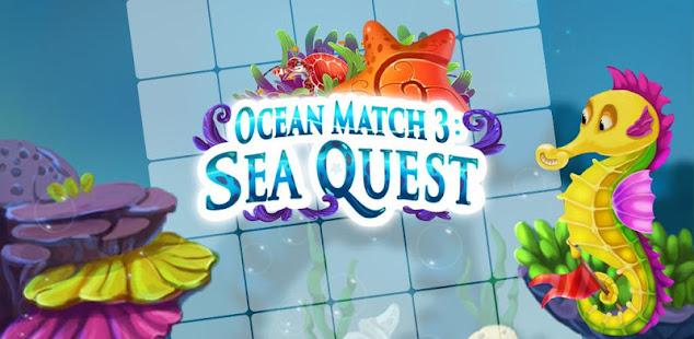 ocean match 3: sea quest hack