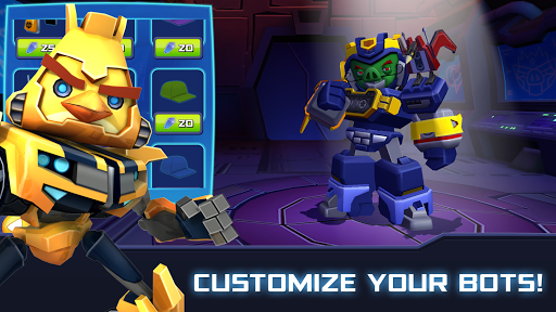Angry Birds Transformers 2.10.0 screenshots 8