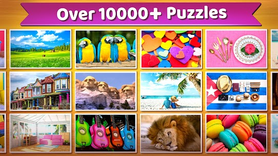 Free Jigsaw Puzzles Pro 🧩 – Free Jigsaw Puzzle Games Apk Download 2021 3