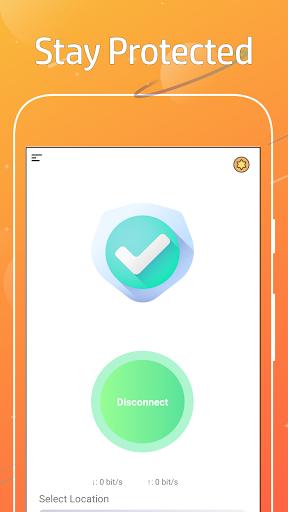 Speed VPN - Unlimited VPN, Fast, Free & Secure VPN android2mod screenshots 1