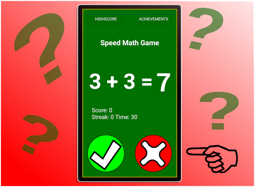Speed mental math Game ud83cudfb2 android2mod screenshots 4
