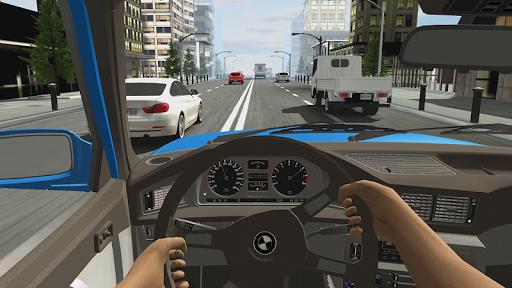 Code Triche Racing in Car 2 (Astuce) APK MOD screenshots 4