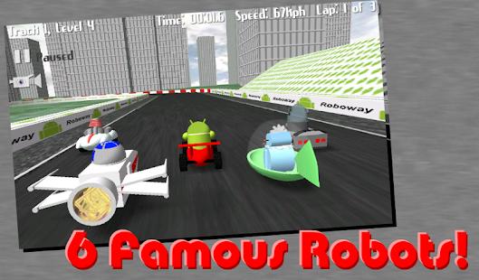 race the robots hack