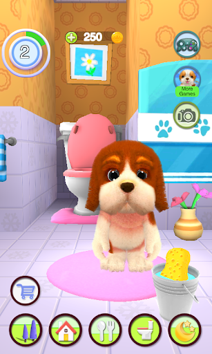 Talking Dog Basset apkpoly screenshots 5