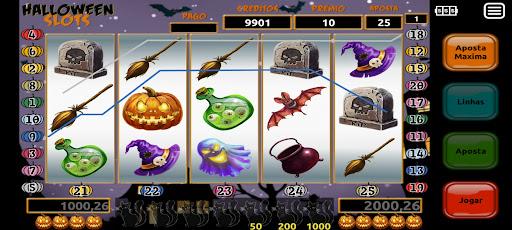 Halloween Slot Machine  screenshots 2