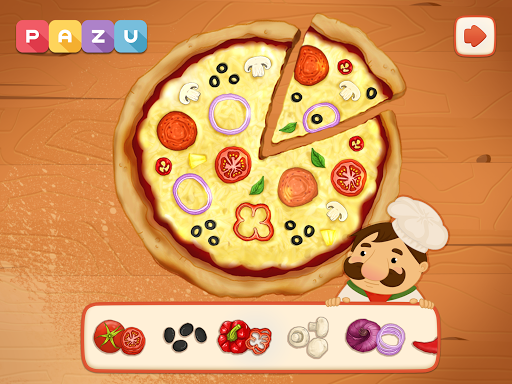 Pizza maker - cooking and baking games for kids 1.14 Screenshots 9