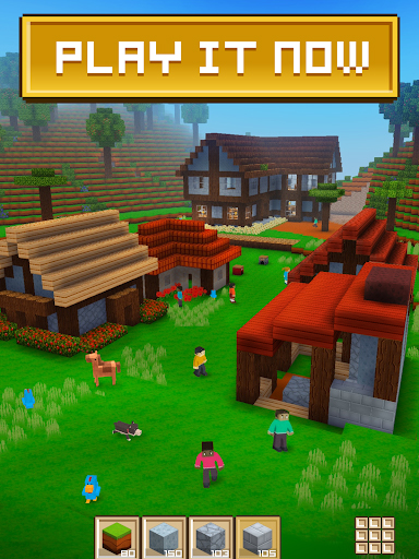 Block Craft 3D: Building Simulator Games For Free  screenshots 1