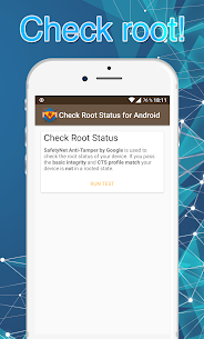 Check Root Status – with SafetyNet by Google Apk Download NEW 2021 4