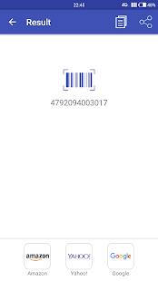 QR Scanner 2.7.9 Screenshots 2