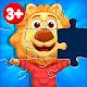 Puzzle-Kids – Tierformen und Puzzle für PC Windows