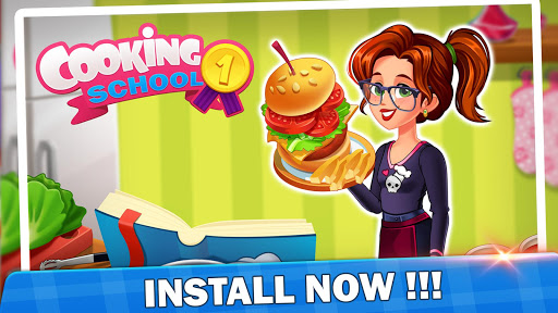 Cooking School - Cooking Games for Girls 2020 Joy  Screenshots 11