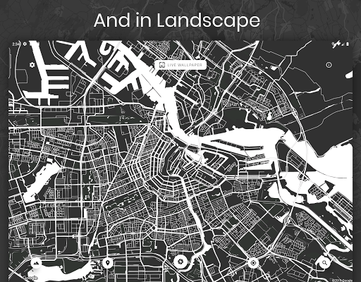 Cartogram - Live Map Wallpapers & Backgrounds modavailable screenshots 7