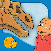 App Icon for Berenstain Bears Dinosaur Dig App in Slovakia Google Play Store