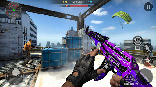 FPS Commando Shooter 3D - Free Shooting Games apkdebit screenshots 4