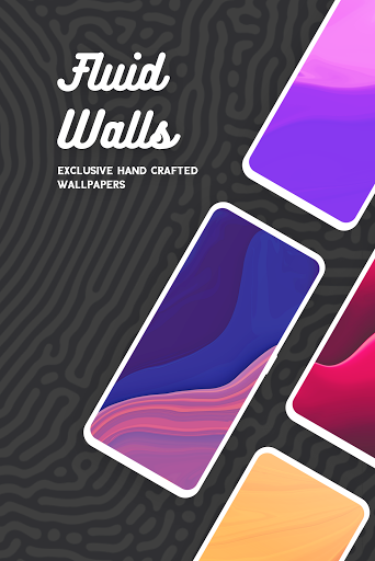 Download APK: Fluid Walls – 4K Liquid Style Wallpapers v1.6.0 [Patched]