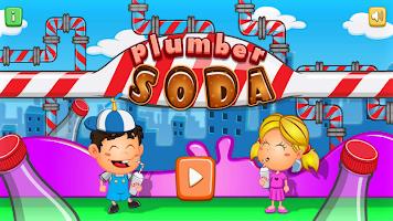 Soda Plumber Pipes Game