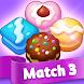 ケーキクッキングポップ:マッチ3パズル
