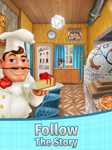 Tasty Merge - Delicious Restaurant Game 1.4 screenshots 8