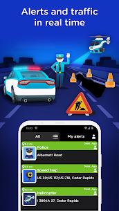 Radarbot Free  Speed Camera Detector  Speedometer Apk Download 5