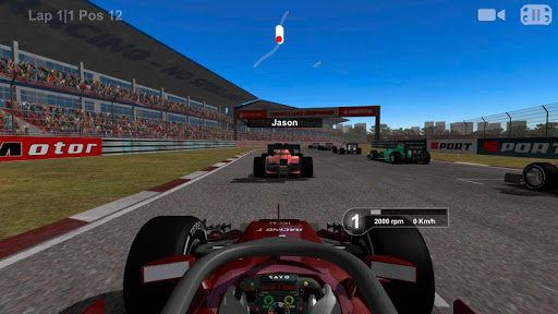 Formula Unlimited Racing  screenshots 1
