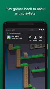 Google Play Spiele Screenshot