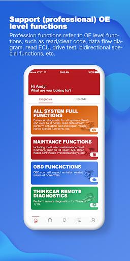 ThinkDiag+  Screenshots 1