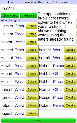 Crossword  screenshots 23