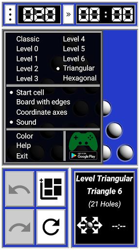 Peg Solitaire 11.2 screenshots 8