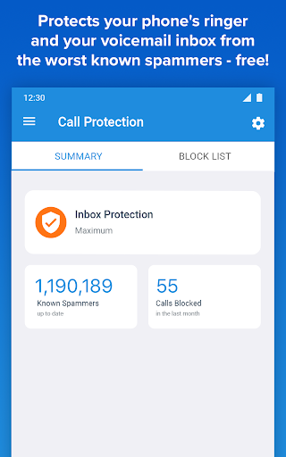 YouMail Visual Voicemail, Spam & Robocall Blocker 4.6.0 screenshots 2
