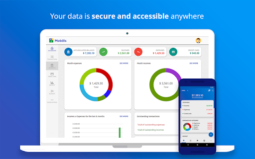 Mobills Budget Planner and Track your Finances apktram screenshots 8