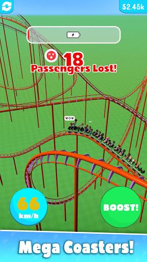 Hyper Roller Coaster 1.5.1 screenshots 1