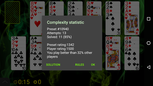 All In a Row Solitaire 5.1.1853 screenshots 7