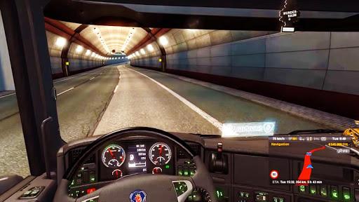Lorry Truck Simulator:Real Mobile Truck Transport 1.2 screenshots 12