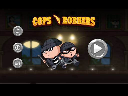 Stealing the diamond in cops and robbers game 1.4 screenshots 4
