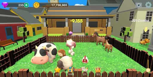 동물친구들 :: 방치형 힐링 게임 0.7 screenshots 1