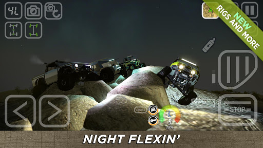 4x4 Mania: SUV Racing android2mod screenshots 2
