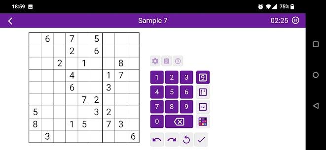 Sven' s SudokuPad Apk Download 5