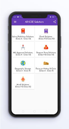 All ICSE Solutions apktram screenshots 1